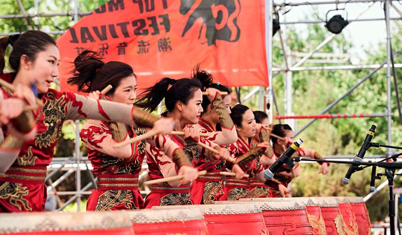 Beijing music festivals