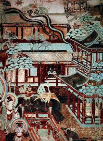 Dunhuang Frescos