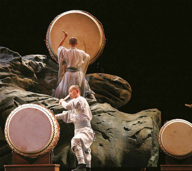 Chinese Kungfu is one of the themes of modern stage drama.