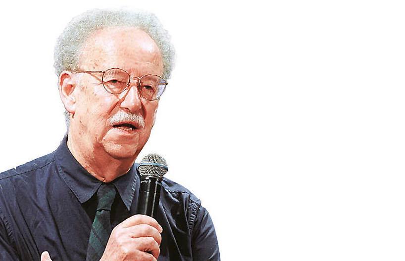 Professor Kristofer Schipper (Shi Zhouren)
