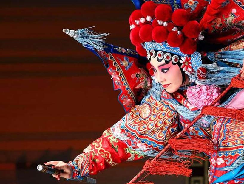 how to sing peking opera