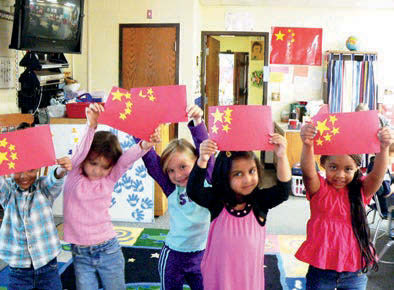 Foreign Languages Fade in Class — Except Chinese