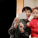 The Chinese ideal of family: Four generations under one roof