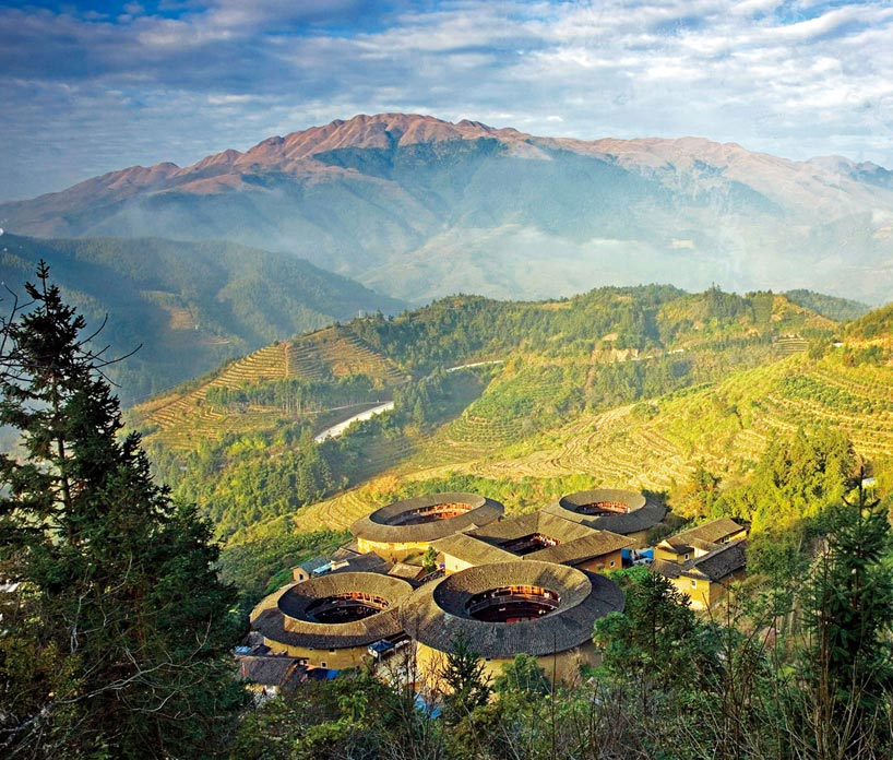 Yongding's Hakka tulou