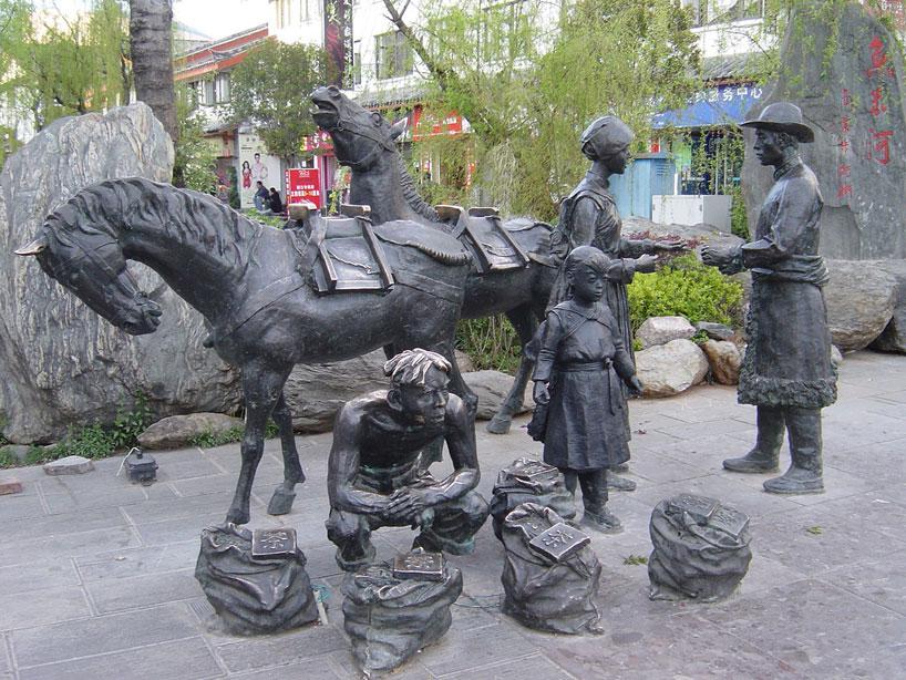 Ancient Tea-Horse Road