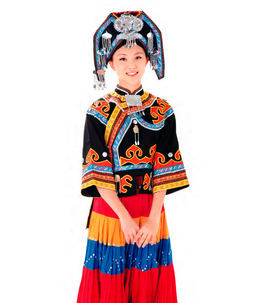 Traditional dress - Kunming