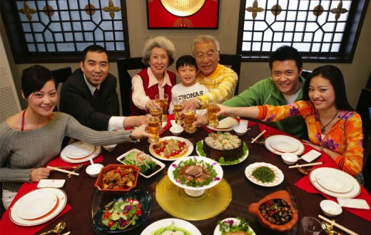 Chinese Dining Etiquette