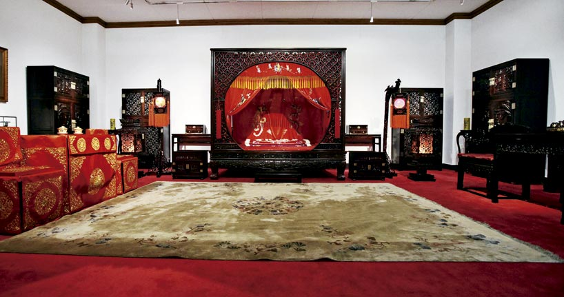 Beijing Red Sandalwood Museum - Chinese Private Museums