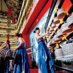 Jingdezhen city of porcelain