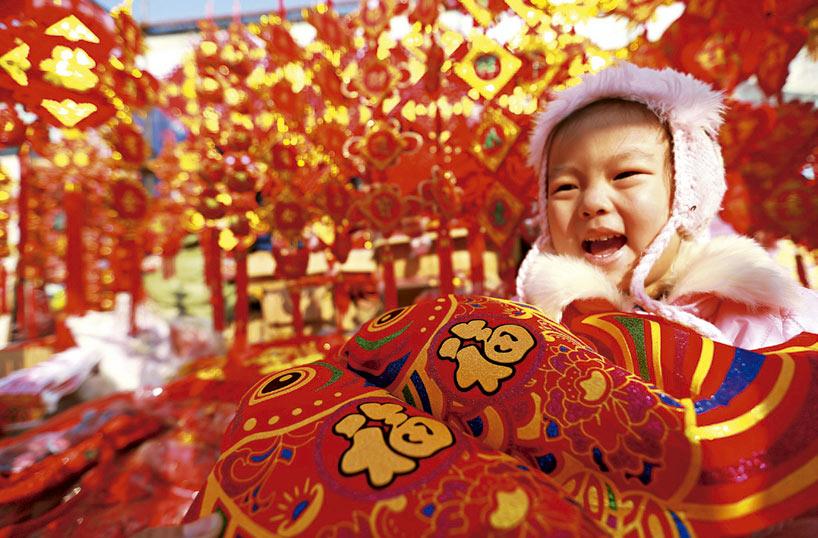 Returning home for the Spring Festival