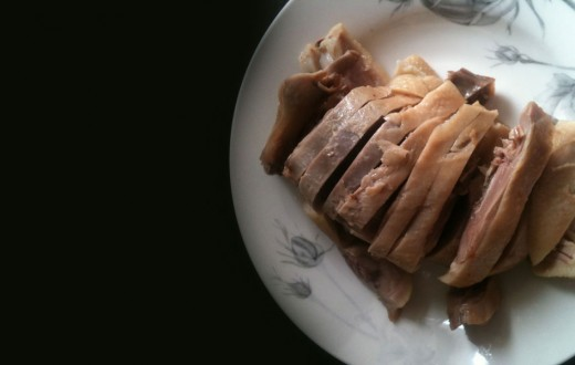 Nanjing salted duck - CC - Wikipedia Commons