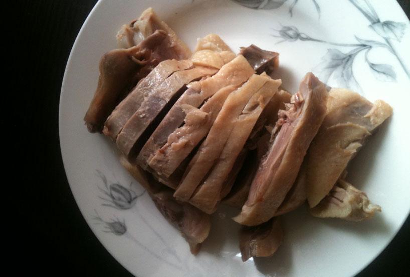 Nanjing salted duck - Huaiyang cuisine