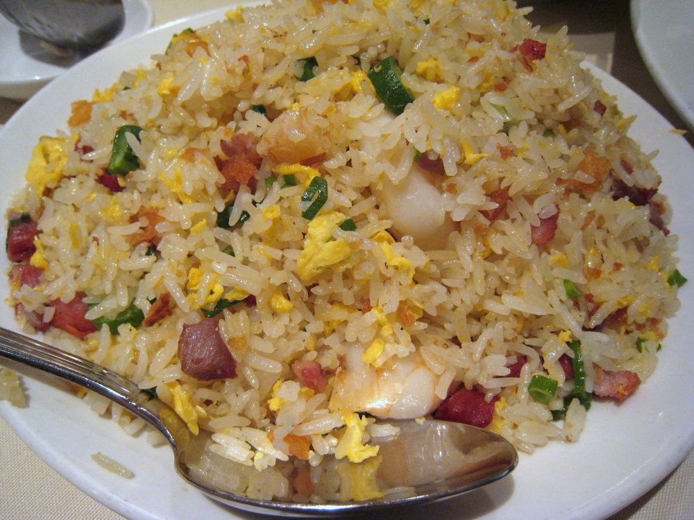 Yeung Chow Fried Rice. Krista - CC - Wikipedia Commons