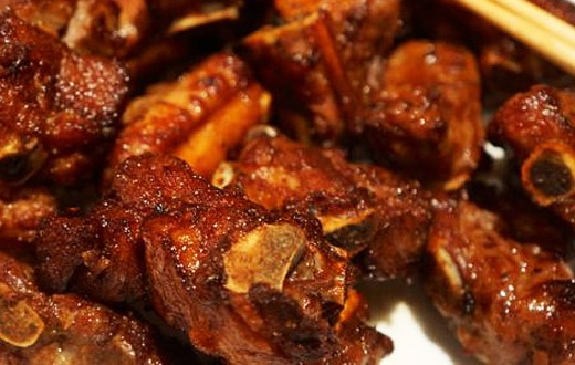 Wuxi-style Sweet and Sour Spare Ribs