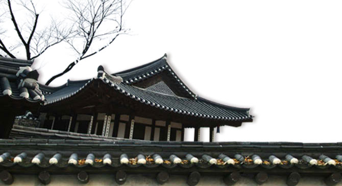 Chinese wooden structure architecture