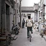 The hutongs of Beijing