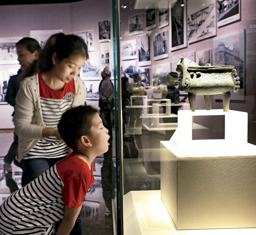 Museums in China - National Museum of China