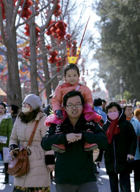 Temple fairs