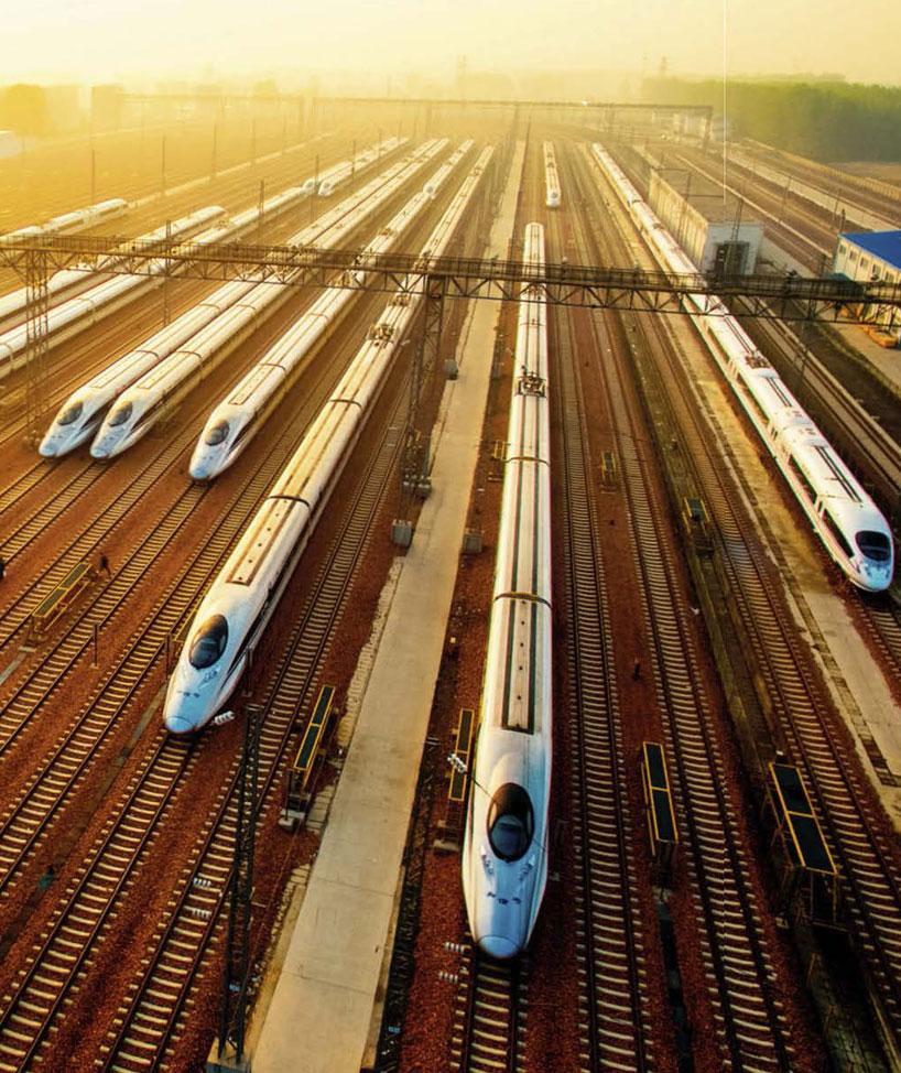 China Railway High Speed